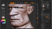 آموزش مدلسازی سر -3-head zbrush modeling