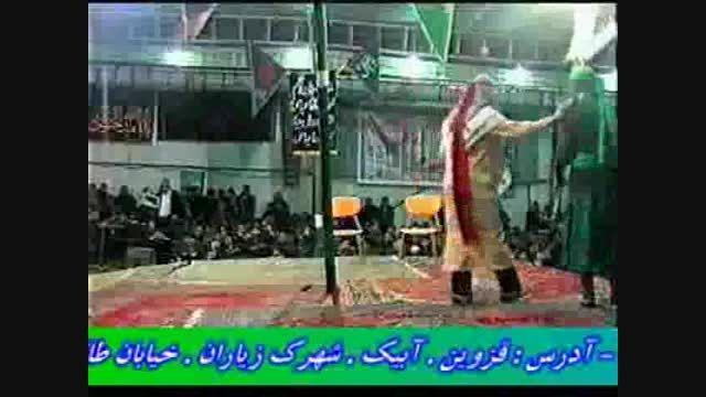 حضرت عباس بسیار زیبا از اکبر نوروزی