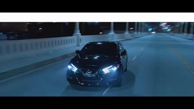 Nissan Maxima SR Midnight نیسان با نیمه شب آمد
