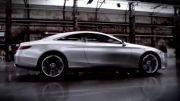 تیزر رسمی جدید ترین مرسدس بنز - Concept S-Class Coupe