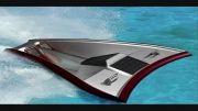 قایق بادبانی آینده از سال 2050