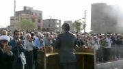 نماز با شکوه عید سعید فطر در شهر ملارد