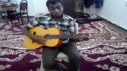 کلیپ گیتار خیلی خیلی قشنگ
