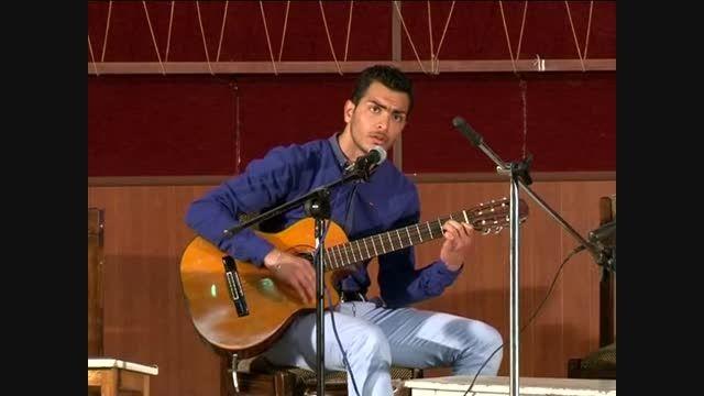 کنسرت علی صالحی خواننده جوان نکایی