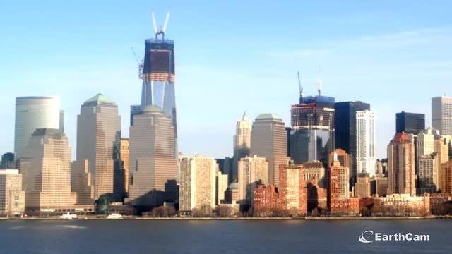 تایم لپس ساخت مرکز تجارت جهانی