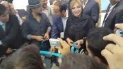 افتتاح شبکه اجتماعی هنرمندان(ستاره ها)باحضور حسن ریوندی