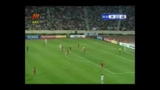 گل زیبای خلعتبری به لبنان(ایران 4 - 0 لبنان)
