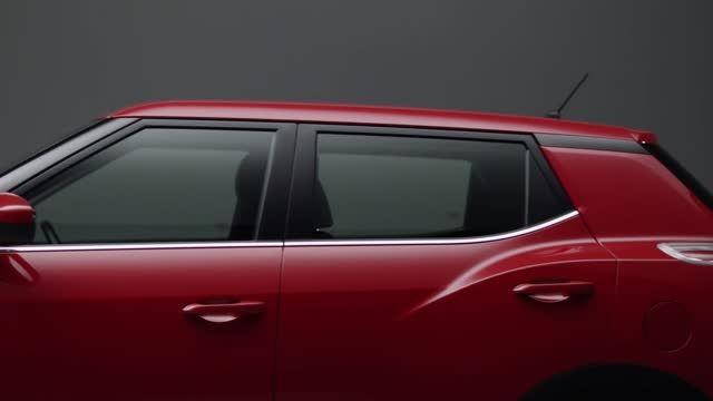 تیوولی متفاوت ترین خودروی سانگ یانگ کره جنوبی