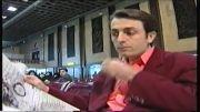 اکبر عسکری -  موتورسیکلت آمیکو