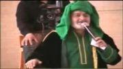 تعزیه ی حضرت عباس کوهین توسط اکبر نوروزی
