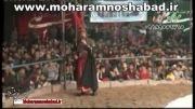 تعزیه خوانی هیئت ابوالفضل نوش آباد+www.moharamnoshabad.ir