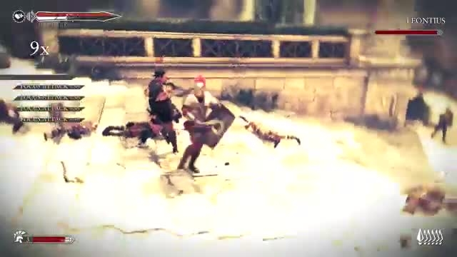 Ryse Son of Rome Gameplay Walkthrough Part 3