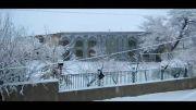 بارش برف/روستای ورچه.1