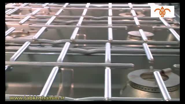 محصولات آشپزخانه صنعتی Bertos