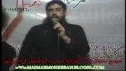 حاج محمود بذری فاطمیه دوم93مجمع محبان باب الحوائج بهشهر