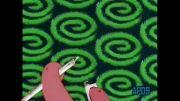 ماجرا هاى باب اسفنجى و پاتریک:پاتریک سیگار میکشد!