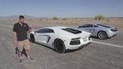Lexus LFA vs Bugatti Veyron