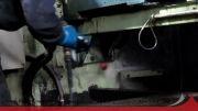 دستگاه واترجت (فرنام صنعت) - کارواش صنعتی