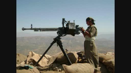 شیر زنان کورد در نبرد با داعش