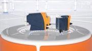سنسور دبی سیال در خط تزریق