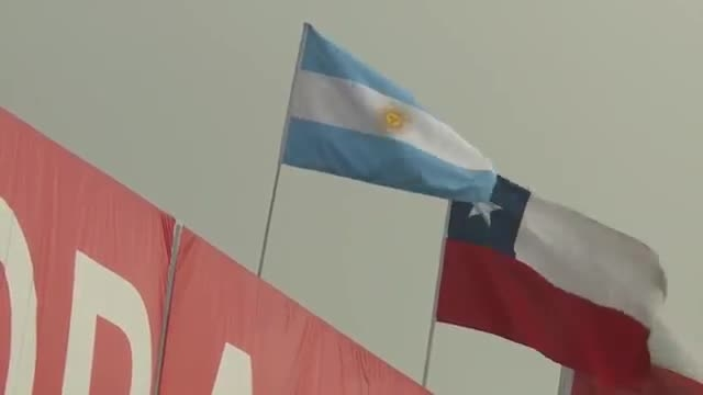 آماده سازی تیم ملی شیلی برای فینال کوپا آمریکا 2015