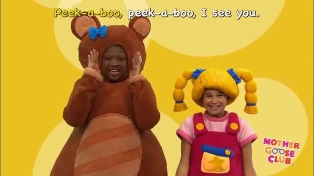 دانلود Peek-a-Boo - Mother Goose Club