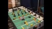 هنر در فوتبال دستی