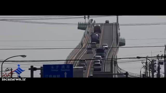 شباهت عجیب خطرناک ترین پل جهان به پل تقاطع باکری-کرج