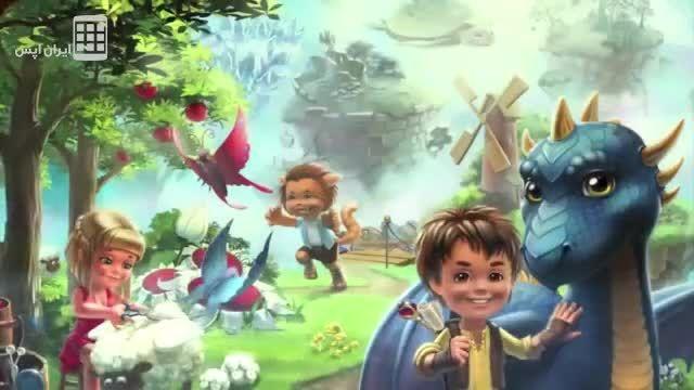 پرورش اژدها - Dragon Farm - Airworld