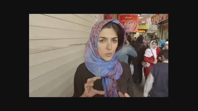 گشتی در بازار بزرگ تهران در روزهای پیش از نوروز