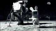 first rabbid on the moon