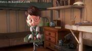 انیمیشن ملاقات با خانواده رابینسون|دوبله فارسی|پارت1