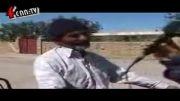 سوتی های خنده دار گزارش تلوزیونی