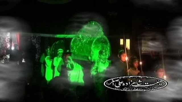 هیئت شاهزاده علی اصغر علیه السلام کاشان-کوی تقدیسی