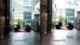 مقایسه ی دوربین galaxy s3 و nokia lumia 920