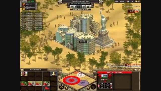 انفجار کلی بمب اتم در بازی