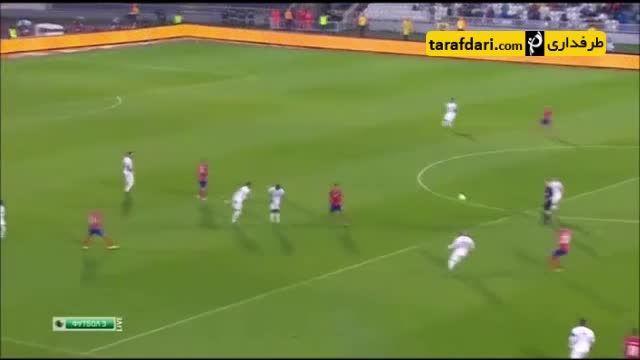 خلاصه بازی صربستان 1-2 پرتغال