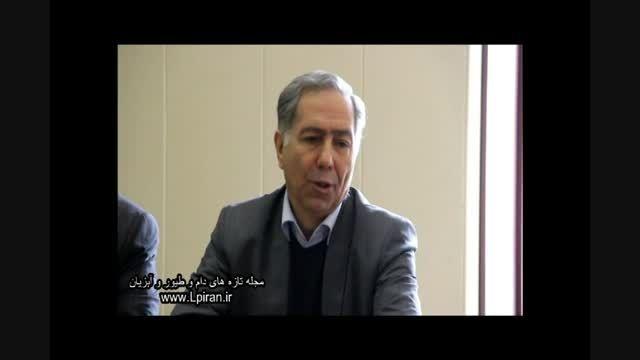 تنها دارنده استاندارد جت هیتر مرغداری در ایران