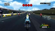گیم پلی : Moto GP 13 - gameplay