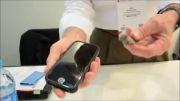 تست خراش پذیری صفحه نمایش یاقوت کبود آیفون 6