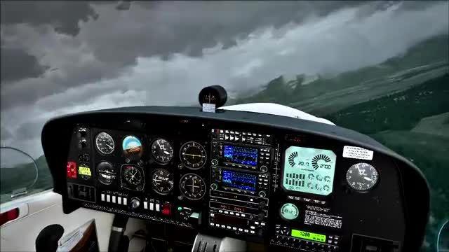 معرفی هواپیمای حرفه ای دایموند 40 برای شبیه ساز پرواز