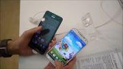 Asus Zenfone 5 vs Samsung Galaxy S4 first look