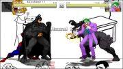 batman and spiderman vs joker and venom