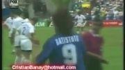 10 گل باتیستوتا در جام جهانی