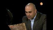 کاغذ یادداشت نیما رئیسی و میم مثل مادر ِ آریا عطیمی نژاد