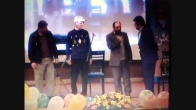 سوتی مجری، مات موندن مجری و ...محمد شکوهی