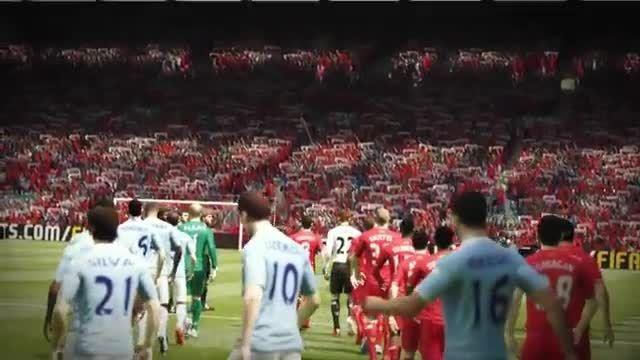 تریلر رسمی بازی FIFA 15 - بازی را احساس کن .