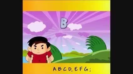 شعر اعداد در انگلیسی Alphabet Song