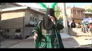 تعزیه حضرت عباس-سرراه حضرت علی اکبرمحسن گیوه کش گازرخان91