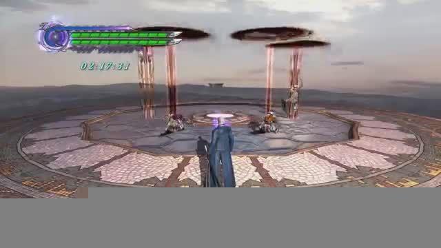 تریلر گیم پلی شخصیت ویریجیل در بازسازی DMC4
